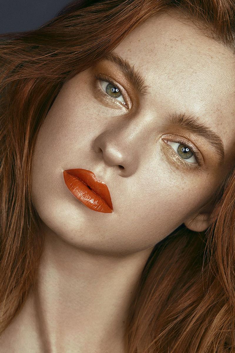 Lidia Estepa Harper's Bazaar Ukraine