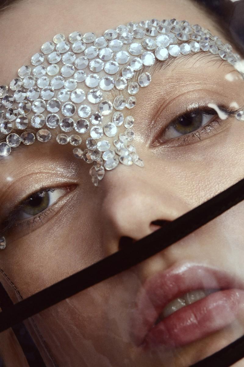 Lidia Estepa Harper's Bazaar Arabia