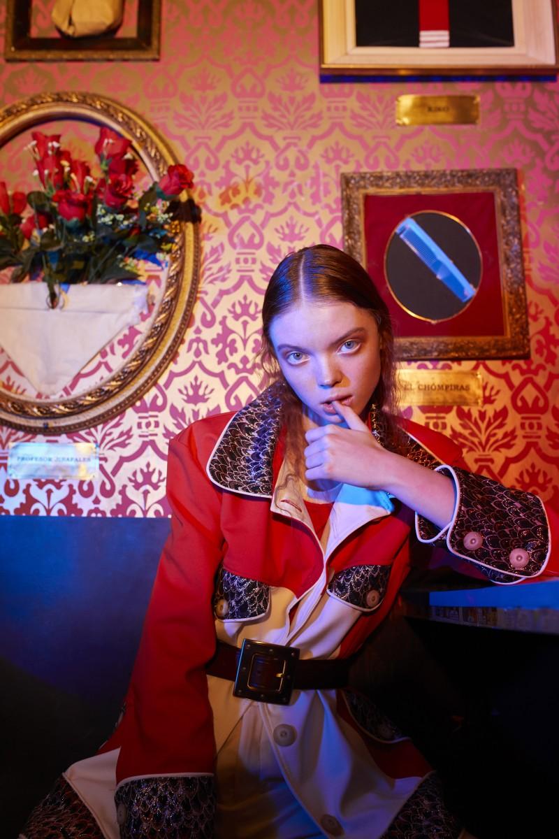 Lidia Estepa Marie Claire Indonesia