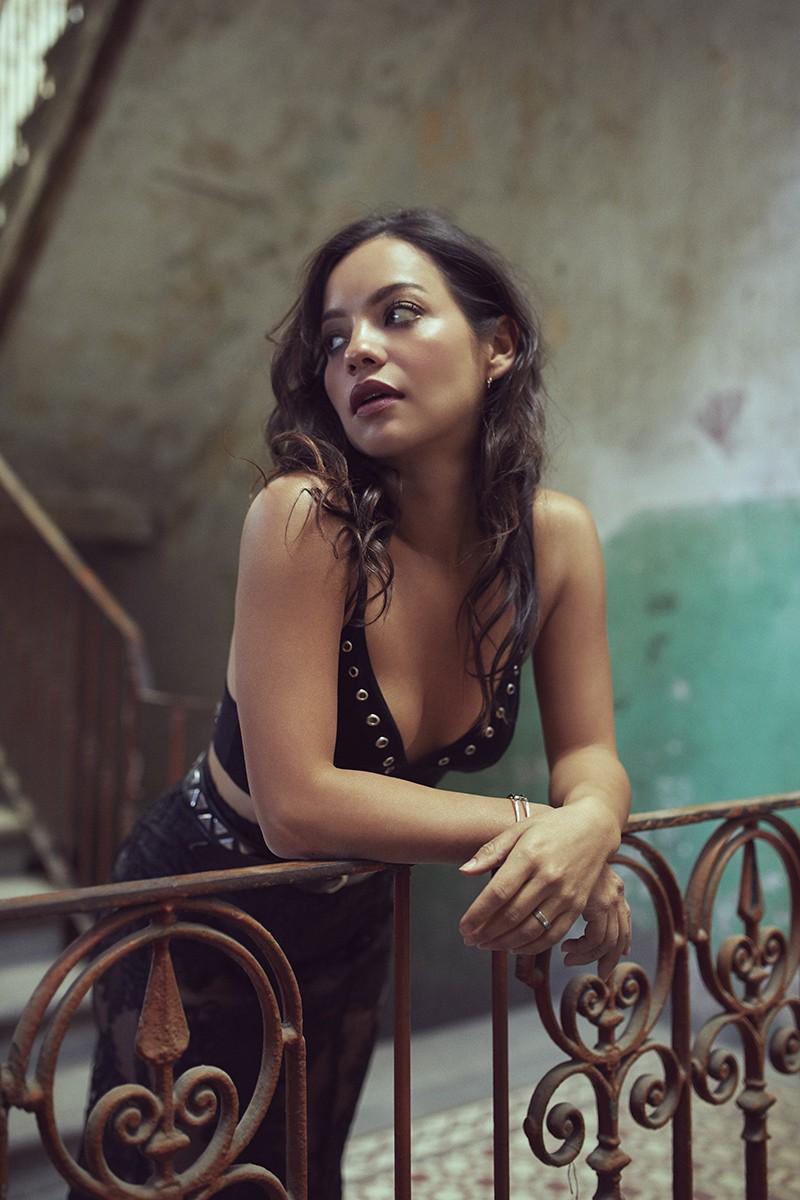 Lidia Estepa Natalia Reyes para GQ