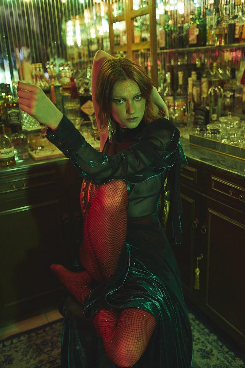 Lidia Estepa Harper's Bazaar Mexico