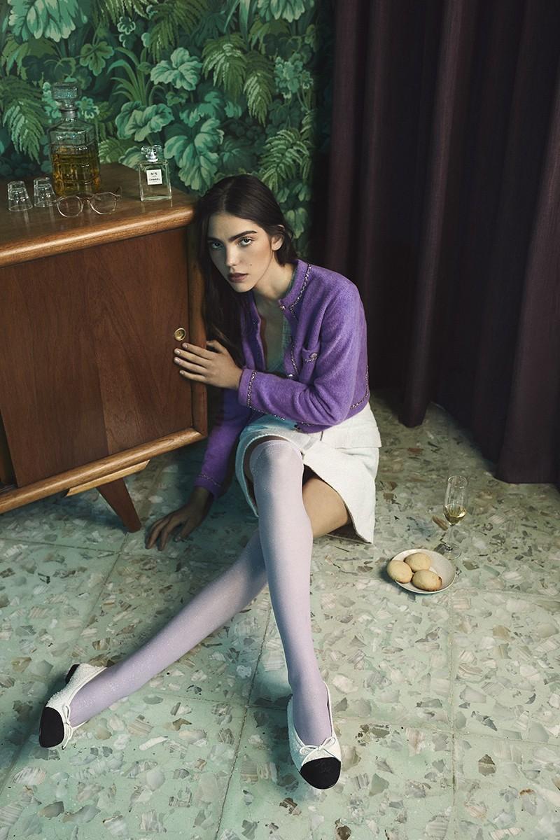 Lidia Estepa Vogue México