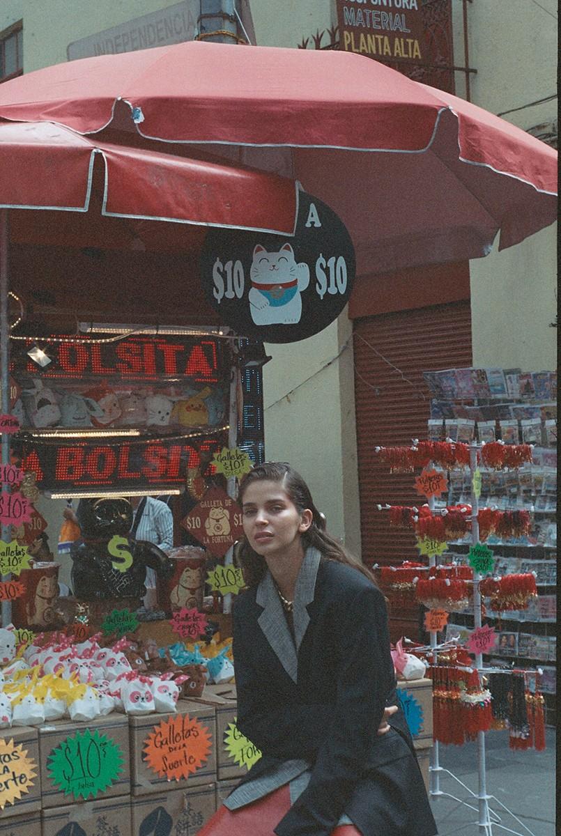 Lidia Estepa Elle Serbia